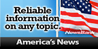 Americas News Flag web button